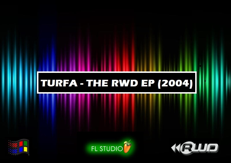 Turfa - The RWD EP ARTWORK