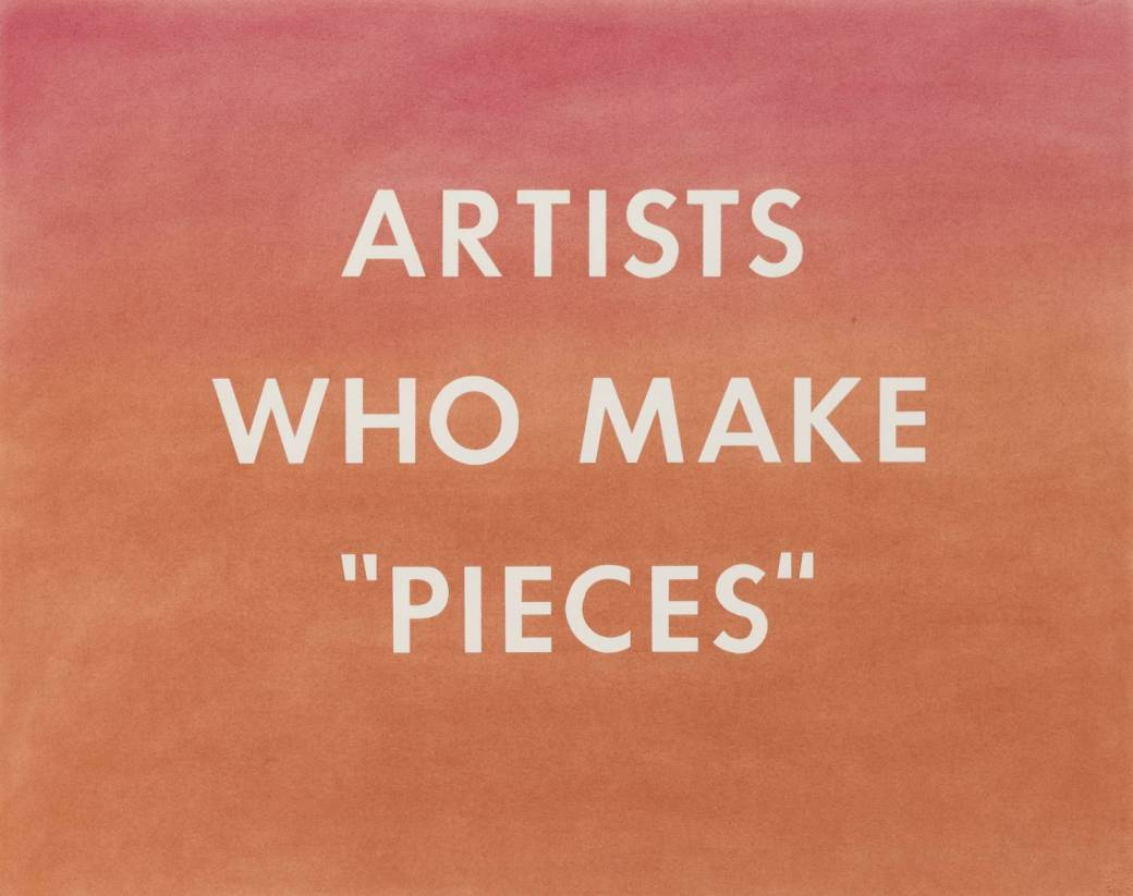 ARTISTS WHO MAKE